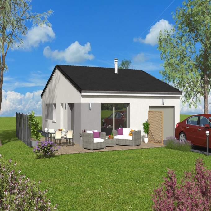 Programme neuf Maison Puligny-Montrachet (21190)